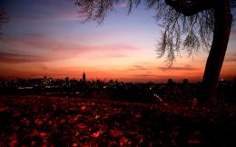 New York City at twilight | Widescreen and Full HD Wallpapers 1199