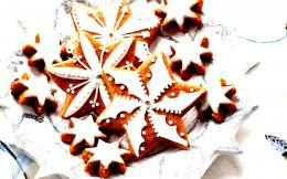 Biscuits For Christmas Stars Food Sweet Joy hd wallpaper #1627862 1882