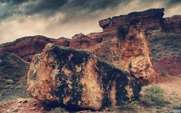 charyn, beautiful, canyon, views, wallpaper, nature, kazakhstan 861