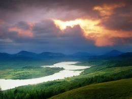 Pin Loch Garry Scotland 1024x768 Widescreen Wallpaper on Pinterest 1696