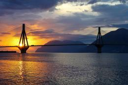 Sunset Over Bay Bridge Hd Wallpaper | Wallpaper List 1294