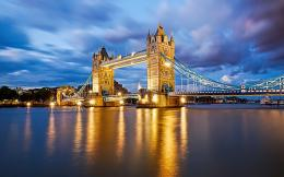 Sunset Over The River Thames Wallpaper #20360 Wallpaper | Cool 1359