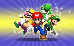 Super Mario Wallpaper HD dekstop wallpapersSuper Mario Wallpaper 1649