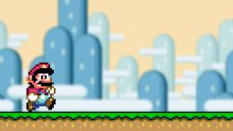 Download Supermario pixels wallpaper in Games wallpapers with all 1528