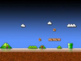 Super Mario Bros hd wallpaper 1648