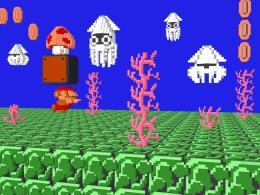 TechCredo | 8 bit Super Mario and retro pixels wallpapers 1646