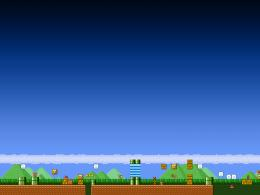 TechCredo | 8 bit Super Mario and retro pixels wallpapers 901