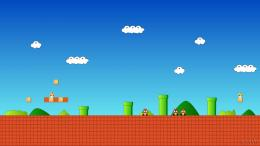 Wallpapers Nintendo Super MarioSuper Mario Wallpaper 1993