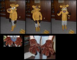 Ty the Tasmanian Tiger Fursuit by BlueWolfCheetah on DeviantArt 1648