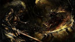 wallpaper download battle wallpaper vs wallpapers good vs evil 1479