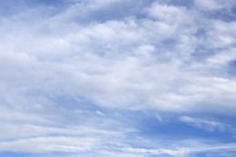 White Clouds in Blue Sky Picture | Free Photograph | Photos Public 197