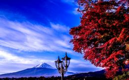 Mount Fuji Honshu Island Wallpaper Hd | HD Walls | Find Wallpapers 1388