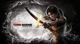 Tomb Raider 2013Wallpaper Bow and Fire Arrow 2 by Atomicxmario on 539
