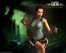 Tomb Raider WiiFree Tomb Raider: Anniversary Wallpaper Gallery 1968