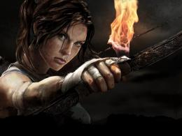 free tomb raider fire archer, iPhone Wallpaper, Facebook Cover 830