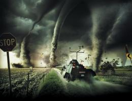 Throughout the last few days, Oklahoma has endured several tornadoes 1995