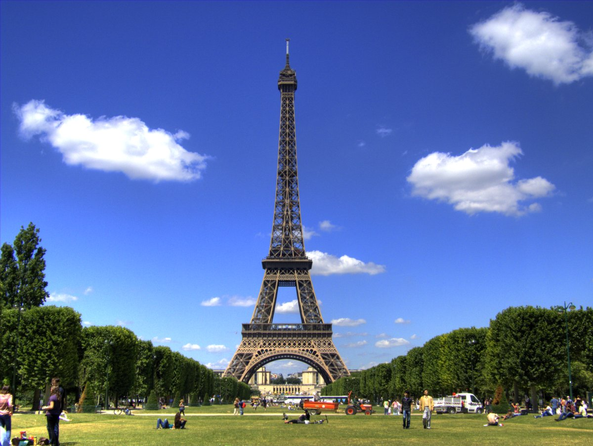 among the many astonishing places in paris the eiffel tower never 378
