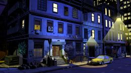 THE WOLF AMONG US game city building g wallpaper background 1376