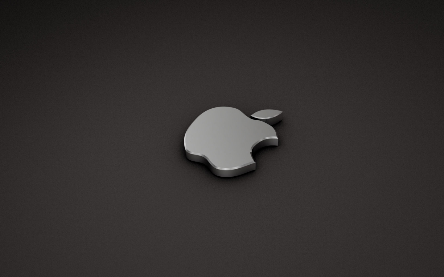 download apple steel 3d logo wallpaper in other wallpapers with all 311
