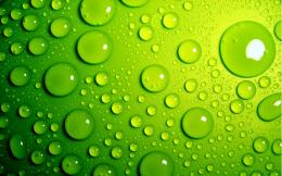 Green Bubbles Wallpapers | HD Wallpapers 1301