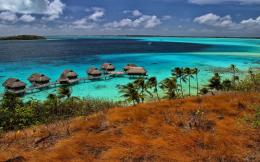Bora Bora Water Bungalows Desktop Background 583866 : Wallpapers13 com 1860