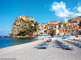 wallpaper Messina, Taormina, Sicily, Italy free desktop wallpaper 1005