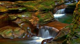 Natural Waterfall Hd Wallpaper | Wallpaper List 1519