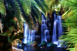 Tropical waterfall… in Vegas ? 395