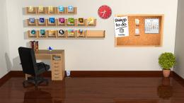 3D Desktop Room by Benares78 on DeviantArt 1264