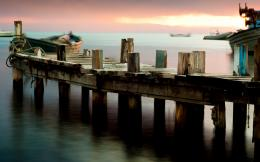wooden pier 1920x1200 wallpaper download page 531739 435