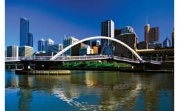 Yarra River In Melbourne | 1440 x 900 | Download | Close 579