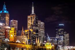 Yarra River Bridges Night Views 5 | FlickrPhoto Sharing! 394