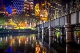 Yarra River Bridges Night Views 13 | FlickrPhoto Sharing! 371