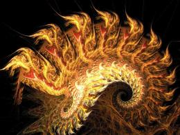 Unholy Dragon Repeating Spiral Yellow Gold hd wallpaper #1659650 868