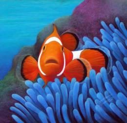 Clown Fish Wallpapers For IphoneFish, For, Fish Wallpaper, Clown On 741