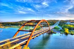 Pennybacker Bridge Austin Texas Desktop Wallpapers And Backgrounds 1367