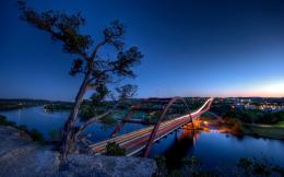 wallpaper freebridge at dusk WallpapersHD Wallpapers 93623 1892