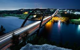 austin, bridge, pennybacker, background, wallpapers 377