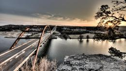 HDR of the 360 Bridge Color 1920×1080 888