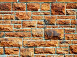 Darcy Cruz: brick wallpaper 584