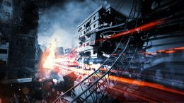 artwork Battlefield 3 Electronic Arts premium wallpaper background 1745