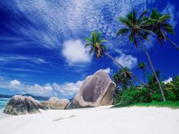 Sandy Beach Seychelles photo, White Sandy Beach Seychelles wallpaper 502
