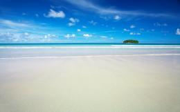 sea wallpaper sand beach paradise 1182