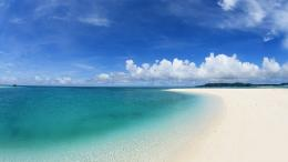 Blue Water White Sand Beach HD Wallpapers 1080p |Ultra HD Wallpapers 1646
