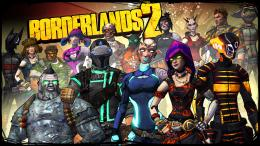 original wallpaper download: Poster Game Borderlands 21920x1080 418