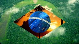Brazilian Flag Wallpaper Brazilian Flag Wallpaper Image 1806