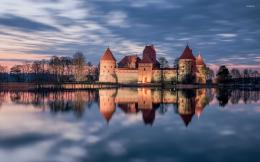 Trakai castle, Lithuania wallpaper1121149 1238