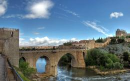 bridge between the castle and fortress   wallpapers55 comBest 118