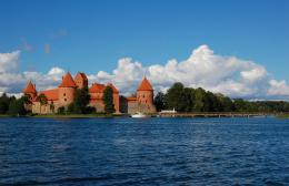 Download Trakai – The Fairy Tale Castle in Lithuania 306