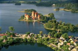 Beautiful Eastern Europe: Trakai castle Lithuania 621